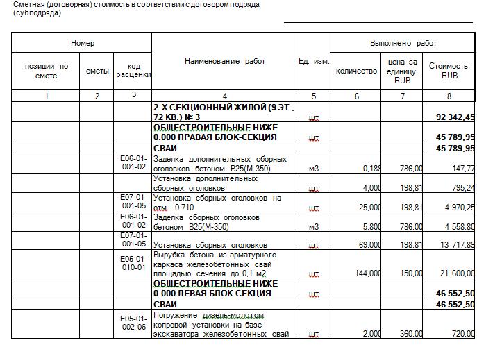 образец заявки на материалы в отдел снабжения